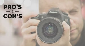 Stock Photography The Pros & Cons