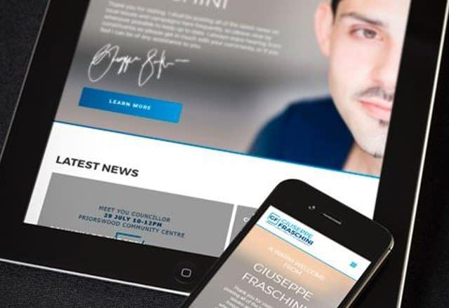 Guiseppe Fraschini Website