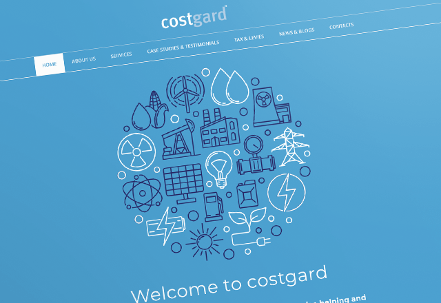Costgard Energy Website