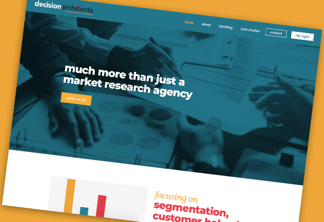Decision Architects - Website