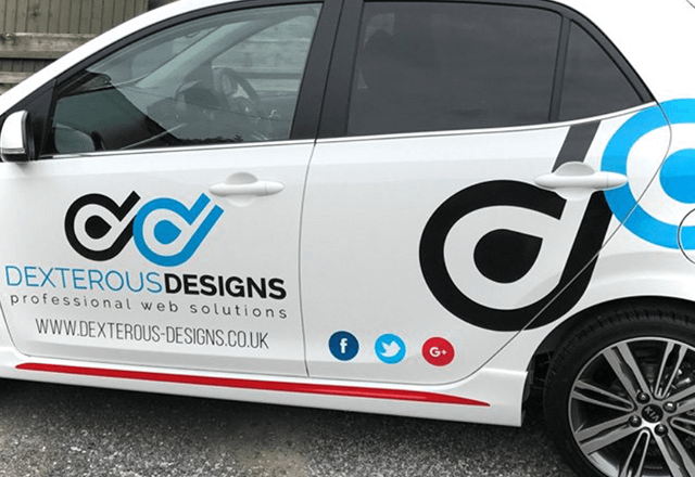 Dexterous Designs - Car