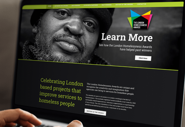 LHA - Responsive Website