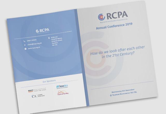 RCPA Presentation Folder