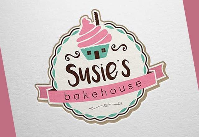 Susie's Bakehouse Logo